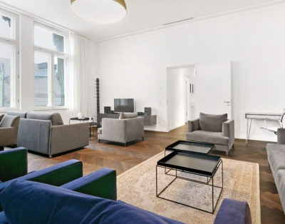 Behrenstr. Luxus apartment in Berlin