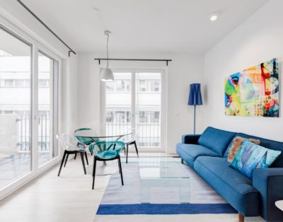 example apartment for letting temporary rentals