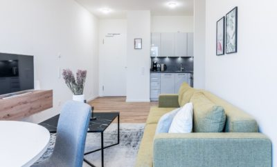 BRAND NEW 2 BEDROOM APARTMENT WITH BALCONY AND PARKING