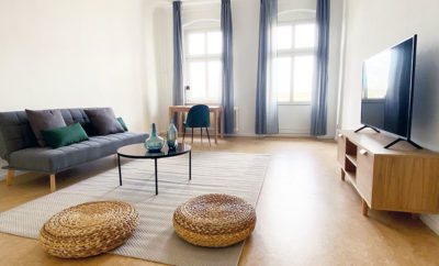NEW 2 ROOM APARTMENT AT WOLLANKSTRASSE (S-BAHN)