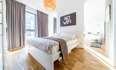 1-BEDROOM APARTMENT IN THE TRENDY AREA OF FRIEDRICHSHAIN