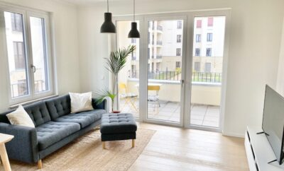 BEAUTIFUL APARTMENT 2 MIN FROM MAUERPARK
