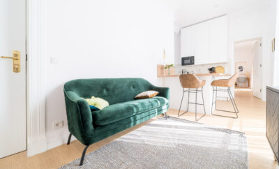 NEW FURNISHED APARTMENT AT SCHLESISCHES TOR